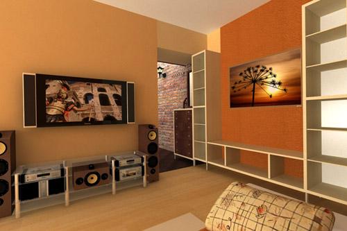 Дизайн и интерьер 2-х комнатной хрущевки